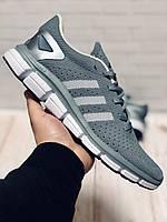 Кроссовки Мужские Adidas (Адидас) Ride Primeknit Climacool,Grey