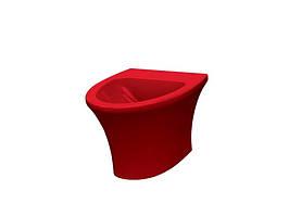 Rena Биде красный 2906-0105-08 IDEVIT