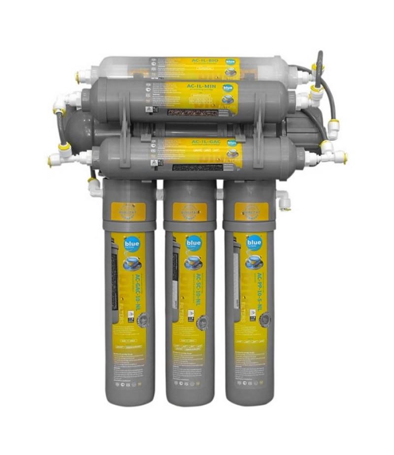 Фильтр обратного осмоса BlueFilters New Line RO-7 (Elite NL 7)