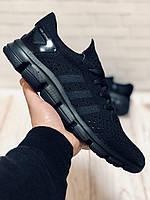 Кроссовки Мужские Adidas (Адидас) Climacool Ride Primeknit,Black