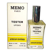 Тестер Memo African Leather унисекс, 60 мл