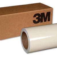Пленка бежевая глянцевая 3M 1080 Gloss Light Ivory, фото 1