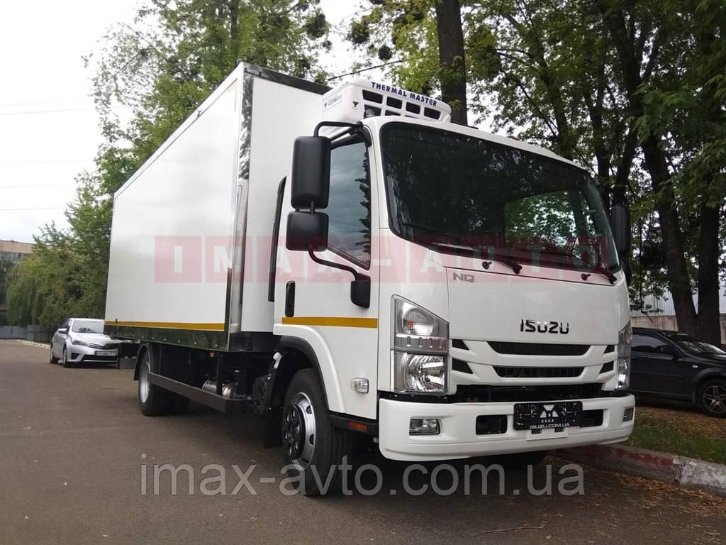 Isuzu NQR-90L с кузовом-фургоном рефрижераторным