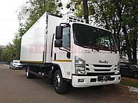 Isuzu NQR-90L с кузовом-фургоном рефрижераторным, фото 1