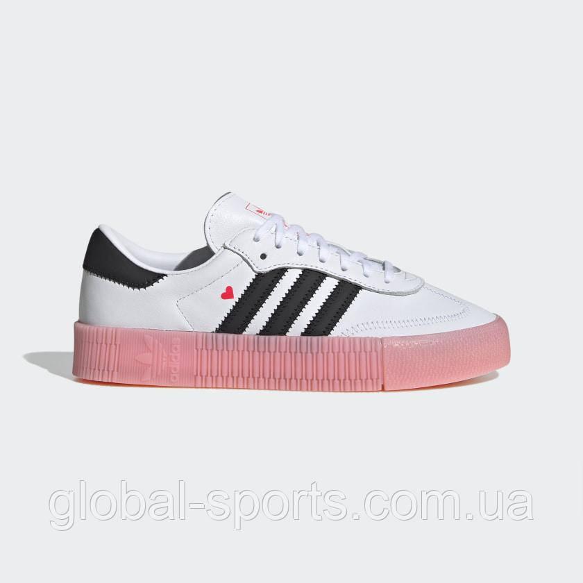 Жіночі кросівки Adidas Samba Rose W (Артикул:EF4965)