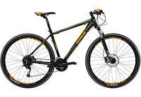 """Велосипед Lombardo SESTRIERE 500 U 29"""" 17"""" Черно-оранжевый (ML29500U(C077;17;17)"""