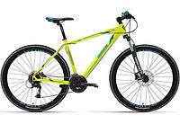 """Велосипед Lombardo SESTRIERE 350 U 27.5"""" 17"""" Желтый (ML27350U(C215;17;17)"""