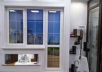 ОТКОС для Балконного блока QUNELL К300 22,5-18 белый классический