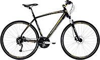 "Велосипед Lombardo MATERA 500 U 28"" 18"" Черный (TL28MAT500U.N(A044;18;17)"