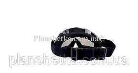 Кросові окуляри 634 motokross білі, фото 3