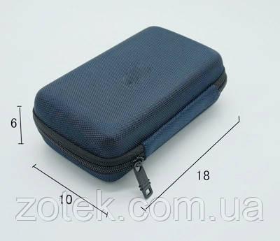 Чехол для мультиметра, жёсткий кейс 6х10х18 см (для ZT-X, ZT-Y, RM409b, ZT301, ZT302, ZT303)