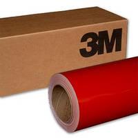Тёмно красная глянцевая пленка 3M 1080 Gloss Dark Red
