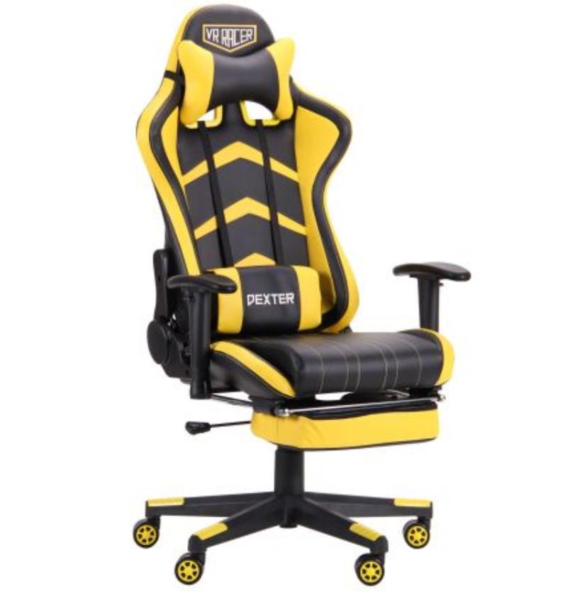 Кресло компьютерное/геймерское -VR Racer Dexter Megatron