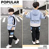 Стильний спортивний костюм для хлопчика / Стильный спортивный костюм для мальчика, куртка и штаны для мальчика