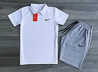 Мужские Комплекты Nike Поло (футболка) +шорты