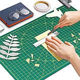 Набор для пэчворка и квилтинга Базовый 11 ед А3 мат Инструменты для творчества и шитья Шитье Рукоделие, фото 7