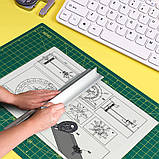 Набор для пэчворка и квилтинга Базовый 11 ед А3 мат Инструменты для творчества и шитья Шитье Рукоделие, фото 8