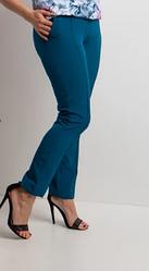 Нарядные легкие брюки с карманами норма размеры от 44 до 58