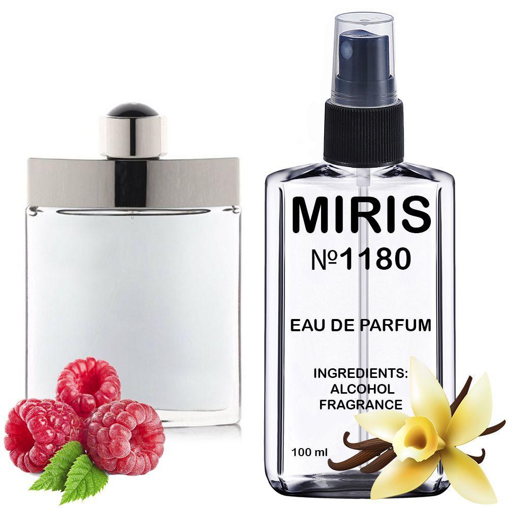 Духи MIRIS №11802 (аромат похож на MontBlanc Individuel) Мужские 100 ml