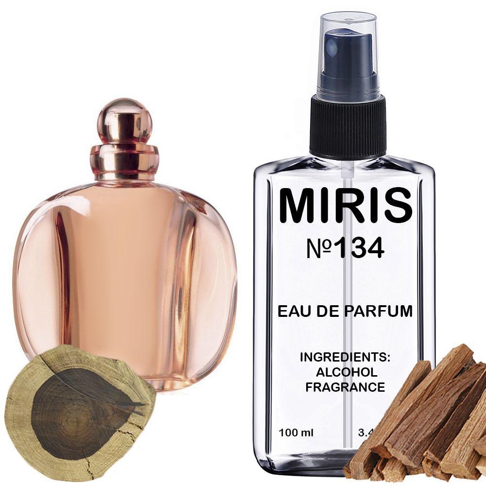 Духи MIRIS №134 (аромат похож на Christian Dior Dune) Женские 100 ml