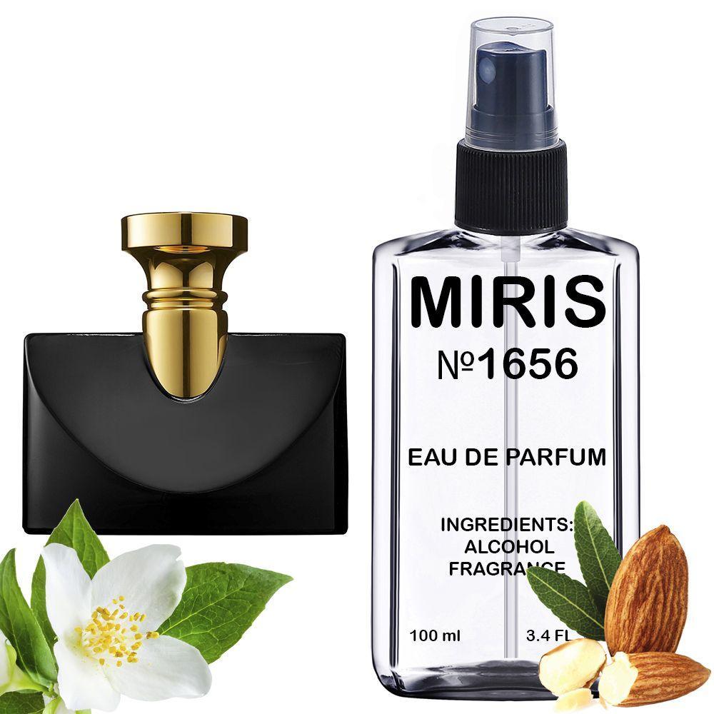Духи MIRIS №1656 (аромат похож на Bvlgari Jasmin Noir 2008) Женские 100 ml
