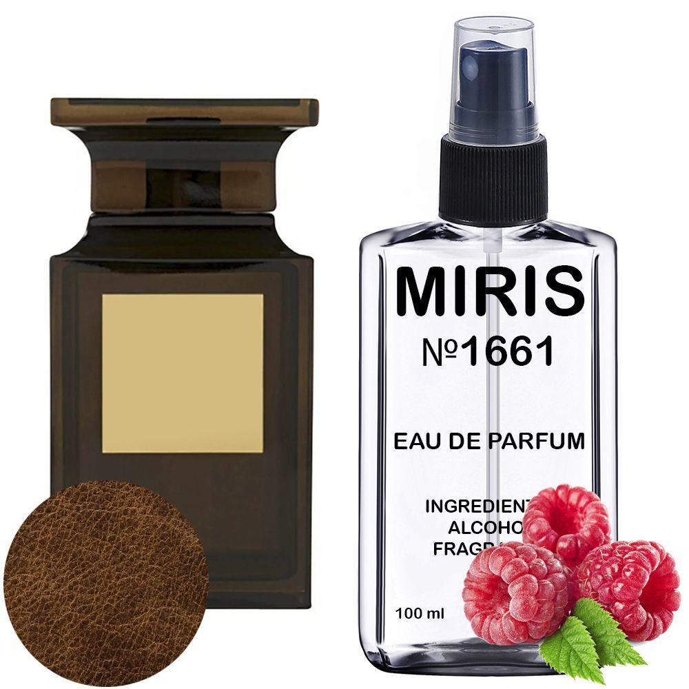Духи MIRIS №1661 (аромат похож на Tom Ford Tuscan Leather) Унисекс 100 ml
