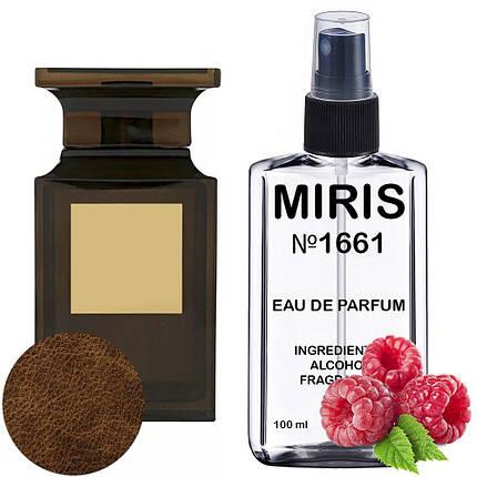 Духи MIRIS №1661 (аромат похож на Tom Ford Tuscan Leather) Унисекс 100 ml, фото 2