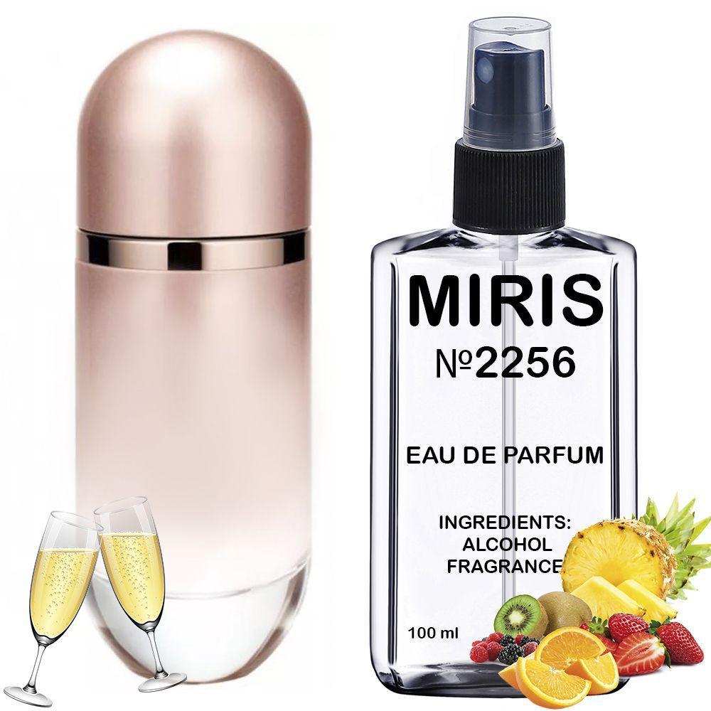 Духи MIRIS №2256 (аромат похож на Carolina Herrera 212 VIP Rose) Женские 100 ml