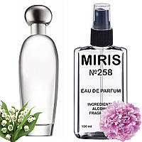 Духи MIRIS №258 (аромат похож на Estee Lauder Pleasures) Женские 100 ml
