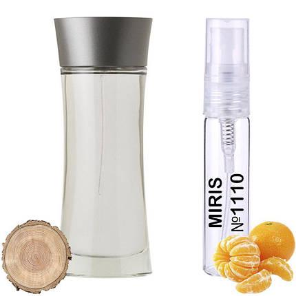 Пробник Духів MIRIS №1110 (аромат схожий на Armani Mania) Чоловічий 3 ml, фото 2