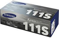 Тонер-картридж Samsung 111S SL-M2020/2020W/2070/2070W/2070FWBlack 1000 страниц