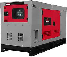 Генератор дизельный Vitals Professional EWI 40-3RS.100B (44 кВт, эл.стартер, 1/3 фазы, ATS)