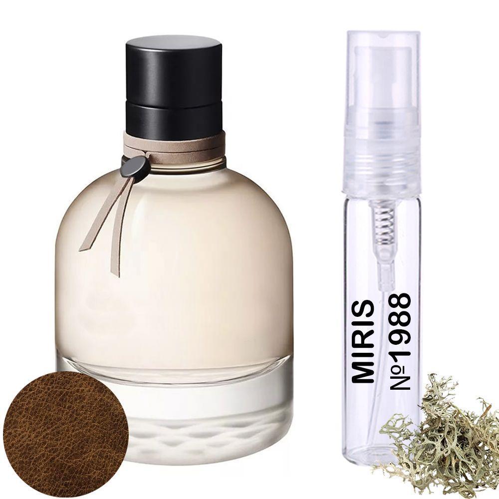 Пробник Духів MIRIS №1988 (аромат схожий на Bottega Veneta 2011) Жіночий 3 ml