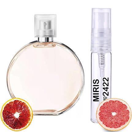 Пробник Духов MIRIS №2422 (аромат похож на Chanel Chance Eau Vive) Женский 3 ml, фото 2