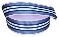 Лампасная лента, тесьма лампасная 5 см
