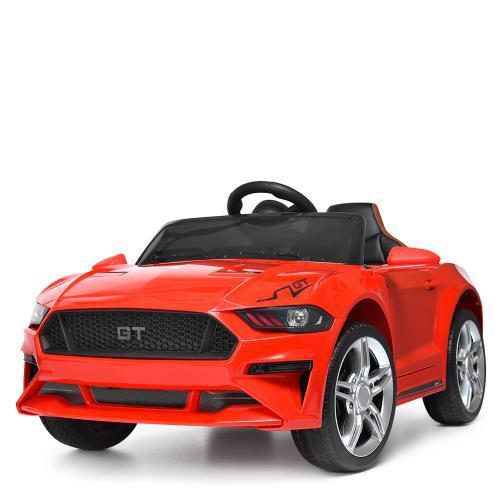 Электромобиль детский красный Bambi Ford Mustang GT M 3632EBLR-3 от 3 до 8 лет
