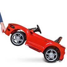 Электромобиль детский красный Bambi Ford Mustang GT M 3632EBLR-3 от 3 до 8 лет, фото 3