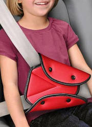 Адаптер автомобильного ремня безопасности для детей треугольник 9-36 кг