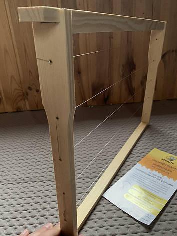 Рамка для ульев Дадан и лежаков (в сборе), фото 2