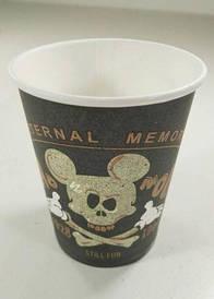 Бумажный стакан 175 мл Dead Mouse Маэстро (50 шт)