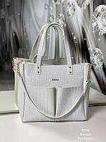 Женская сумка 3706 белый женская сумка купить недорого, новинки, фото 1