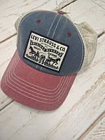 Стильная бейсболка Levi's® 2 Horse Trucker Cap оригинал, фото 1
