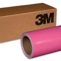 Пленка розовая глянцевая 3M 1080 Gloss Hot Pink, фото 1