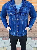 Куртка джинсовая легкая