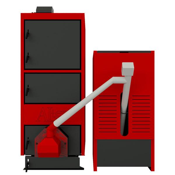 Твердотопливный котел Альтеп KT-2E-PG + Kvit 15 кВт