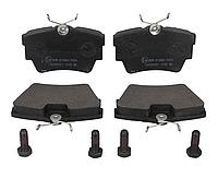 Тормозные колодки задние Renault Trafic 2 , Velsatis , Opel Movano , Nissan Primasrar