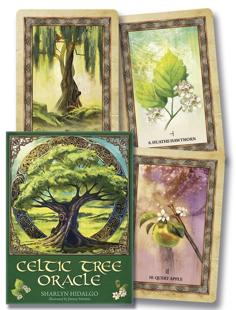 Celtic Tree Oracle/ Кельтский Оракул Деревьев