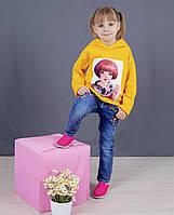 Джемпер свитшот детский рост: 104,110,116