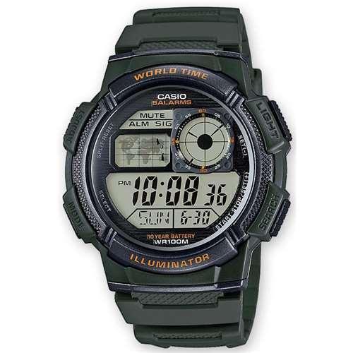 Часы наручные Casio Collection AE-1000W-3AVEF
