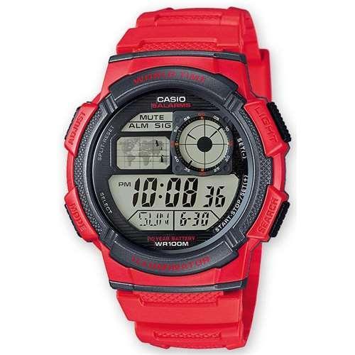 Часы наручные Casio Collection AE-1000W-4AVEF